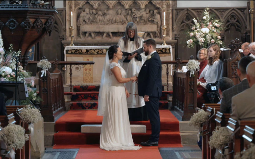 Wedding videographers England